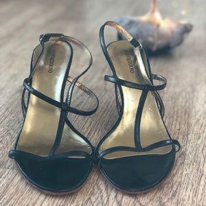 05a8836679e 💋San Frediano strappy high heel sandal